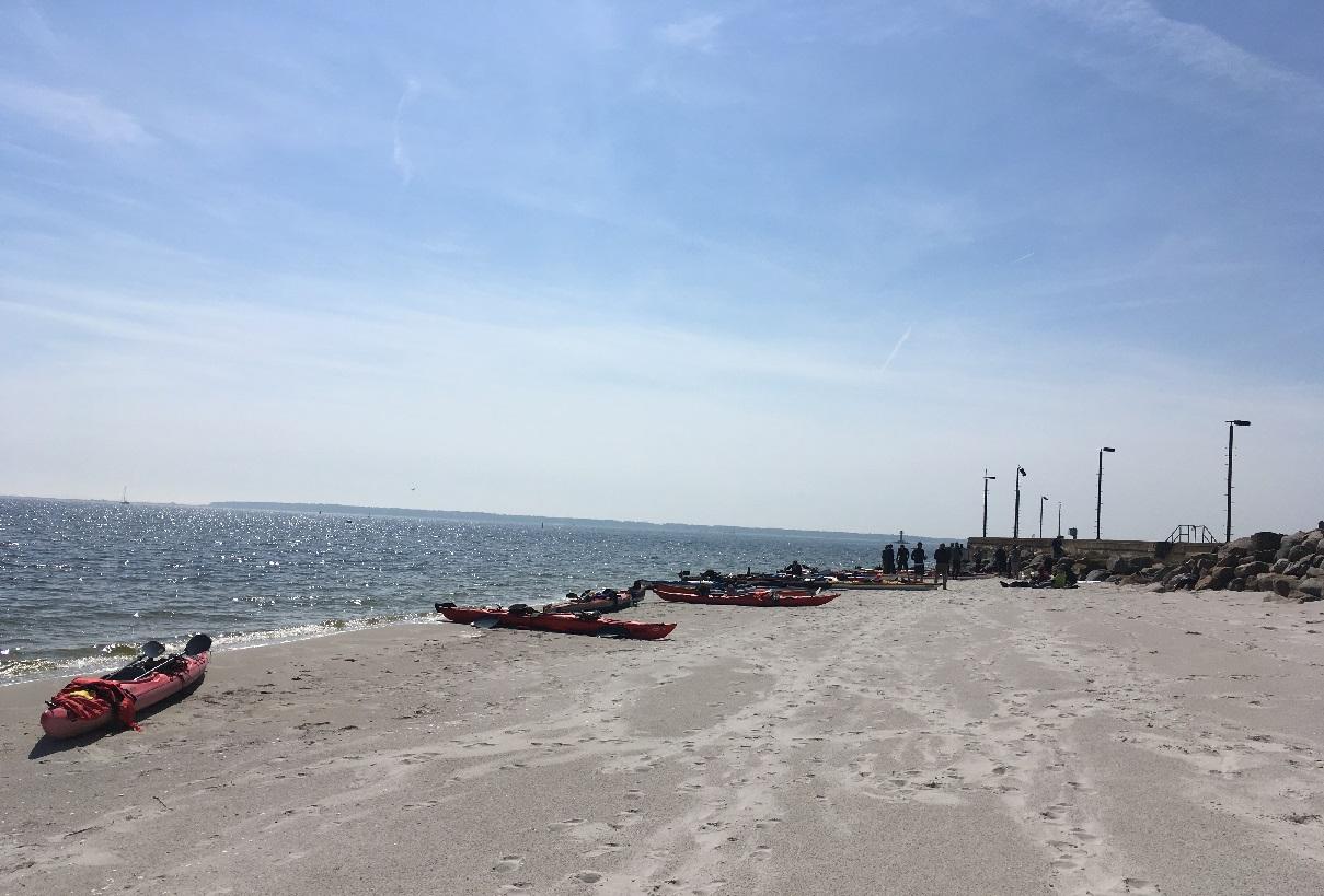 27. Rudenumfahrt mit dem Kanusportverein Wolgast e.V.